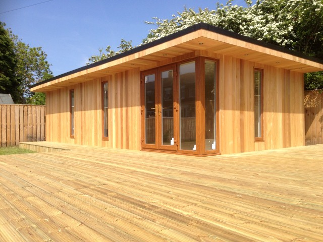 Image of Bespoke garden room, Newcastle