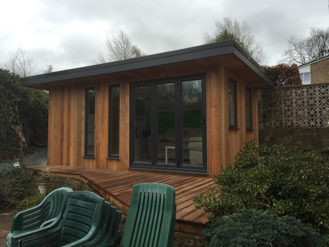 Image of Bespoke Garden room, Morpeth, Northumberland