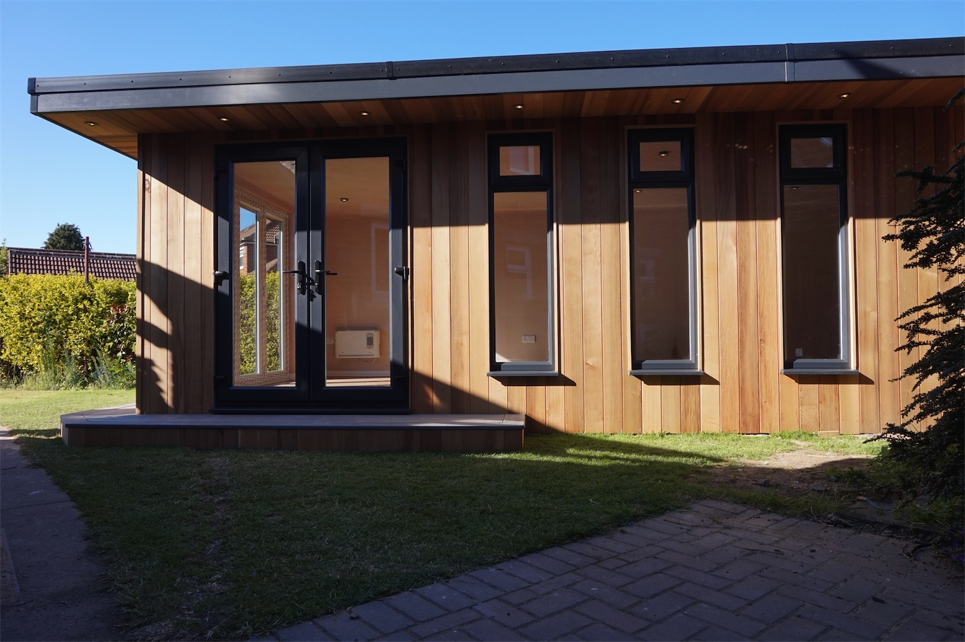 Image of Bespoke Garden room , Stokesley, North Yorkshire