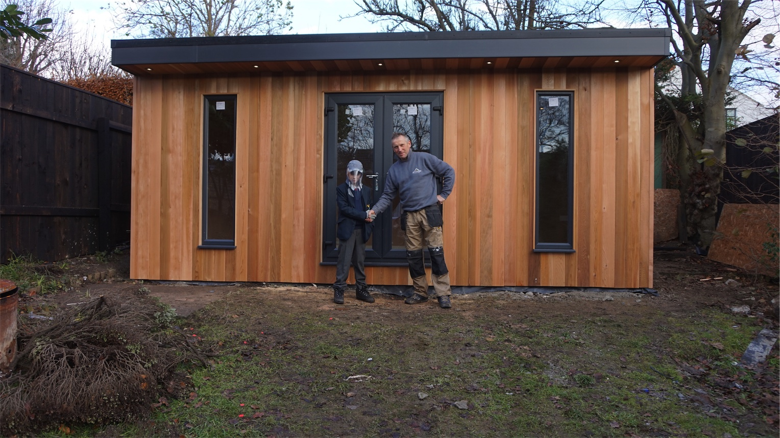 Image of Bespoke Garden room in Middlesborough